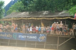 The party zone in Vang Vieng